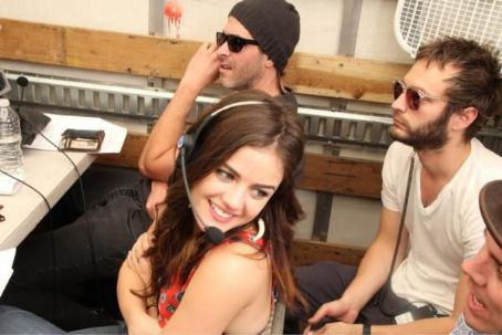 Lucy Hale on Punk'D