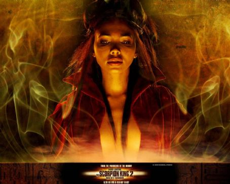 Natalie Becker The Scorpion King: Rise of a Warrior Wallpaper