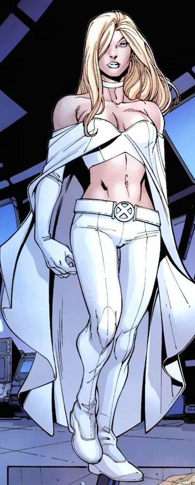 Emma Frost Emma Forst in Marvel Comics