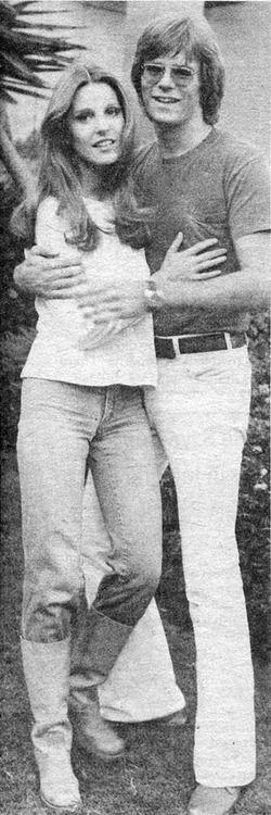 Georganne LaPiere  & Richard Dean Anderson