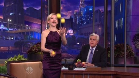 Gracie Gold  The Tonight Show With Jay Leno