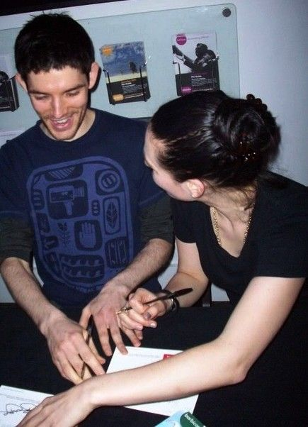 Katie McGrath - Colin Morgan