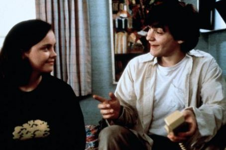 The Ice Storm Tobey Maguire and Christina Ricci in  (1997)