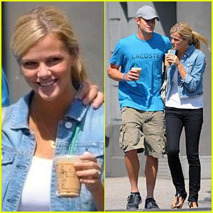 Andy Roddick - Andy roddick and Brooklyn Decker