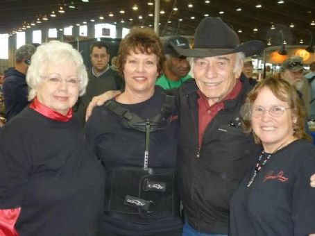 James Drury Tulsa Gun Show - November 2011