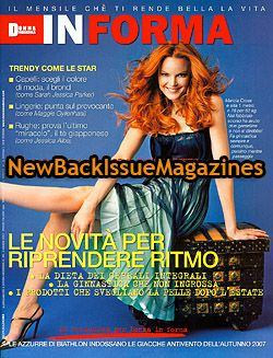 Marcia Cross - OTHER Magazine [Italy] (October 2007)