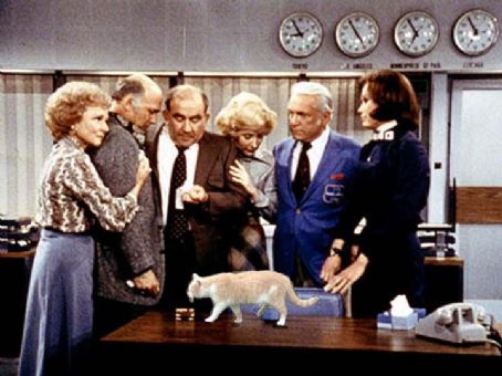 Ted Knight - The Mary Tyler Moore Show