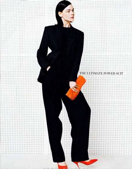 Kinga Rajzak Harper's Bazaar US May 2012