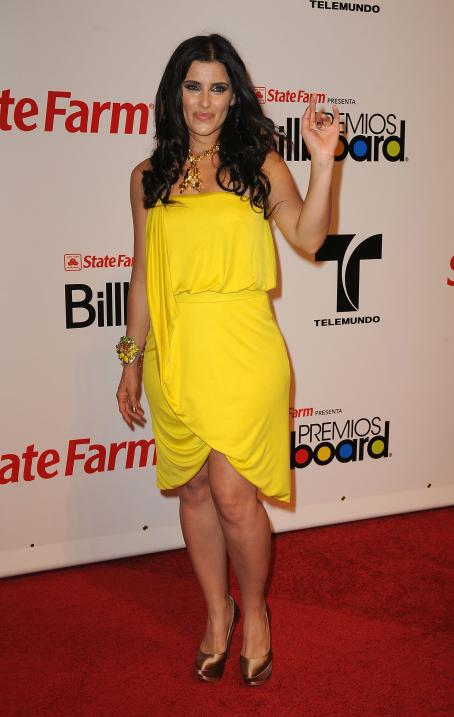 Nelly Furtado - Billboard Latin Music Awards At Coliseo De Puerto Rico José Miguel Agrelot On April 29, 2010 In San Juan, Puerto Rico