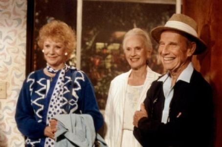 Hume Cronyn and Jessica Tandy Cocoon: The Return (1988)