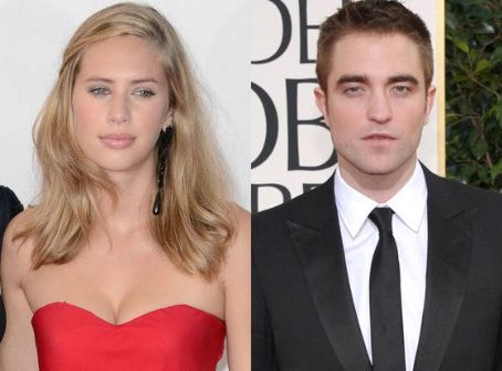 Dylan Penn Robert Pattinson and