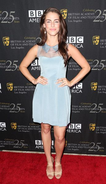Jessica Lowndes: attends BAFTA LA TV Tea 2012 Presented By BBC America at The London Hotel Hollywood