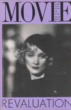 Marlene Dietrich - Movie Magazine [United Kingdom] (December 1990)