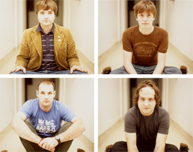 Death Cab for Cutie - Death Cab For Cutie