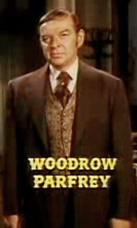 Woodrow Parfrey