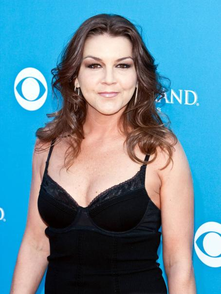 Gretchen Wilson - 45 Annual Academy Of Country Music Awards At The MGM Grand Garden Arena On April 18, 2010 In Las Vegas, Nevada.