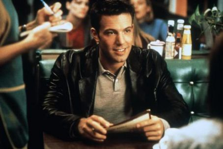 Bounce Ben Affleck as Buddy Amaral in  (2000)