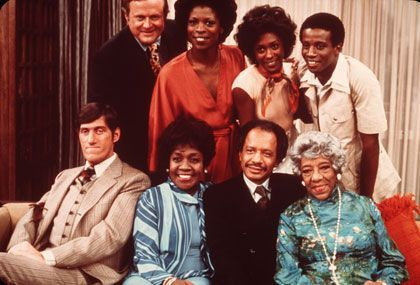 Franklin Cover The Jeffersons