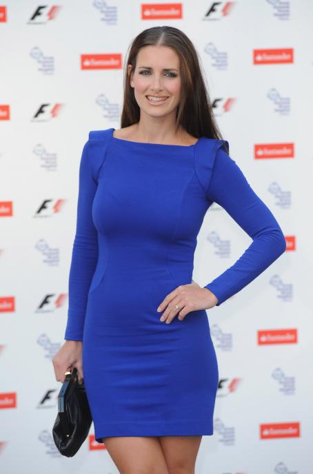 Kirsty Gallacher - The F1 Party 5-July-2010