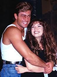 Thalia and Fernando Colunga