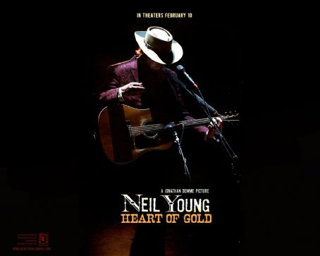 Neil Young: Heart of Gold Wallpaper - 2006