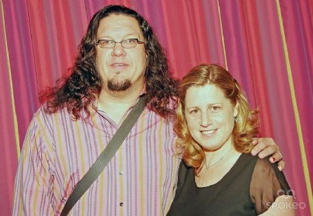 Penn Jillette  and Emily Zolten