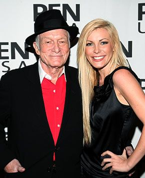 Crystal Harris & Hugh Hefner Call Off Wedding