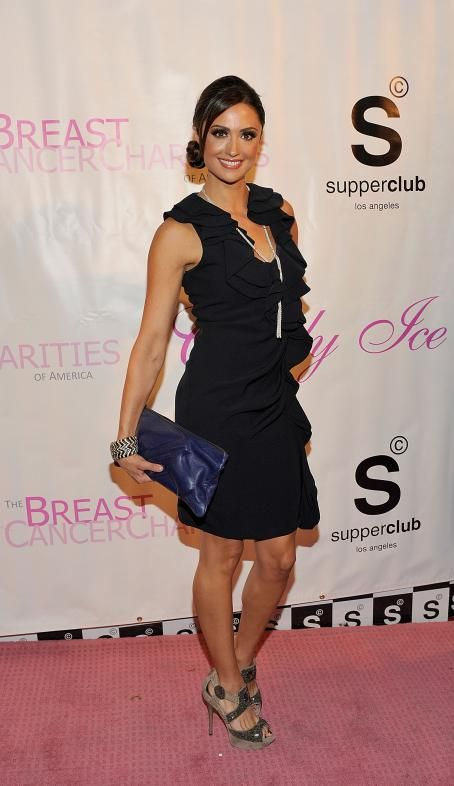 Katie Cleary - Candy Ice and TMC Entertainment Benefit for Breast Cancer Charities of America at SupperClub Los Angeles on February 9, 2011 in Los Angeles, California