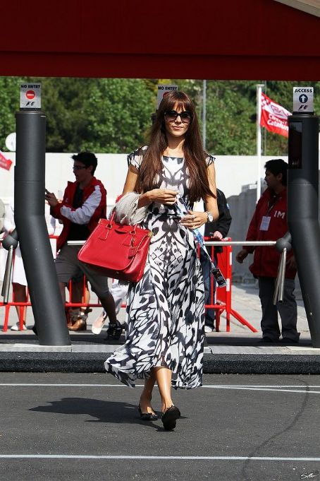 Jessica Michibata - F1 - 2012 Spanish GP