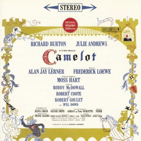 Musicals Camelot Original Broadway Cast Recording