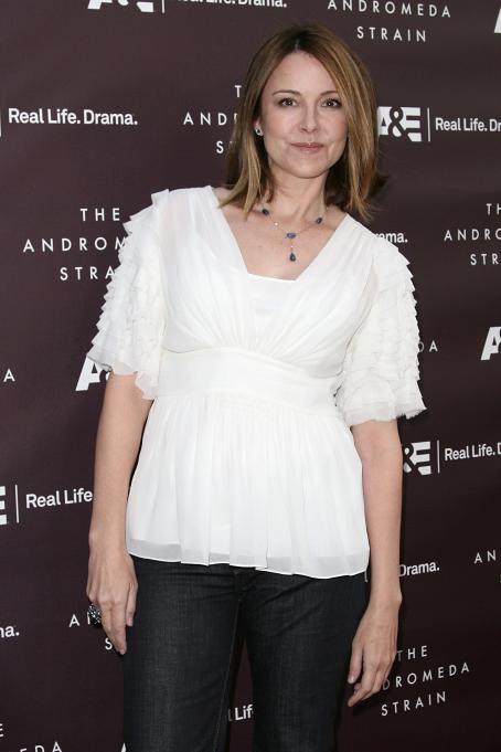 "Christa Miller - The Premiere Of ""The Andromeda Strain"" At The Directors Guild Of America, 07.05.2008."