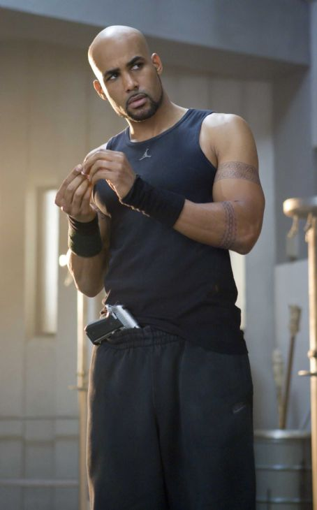 Boris Kodjoe in Screen Gems' action horror RESIDENT EVIL: AFTERLIFE. Photo By: RAFY