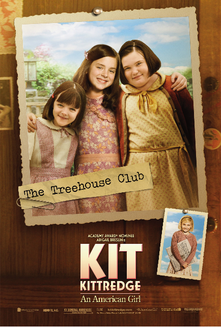 Madison Davenport Kit Kittredge: An American Girl Character Poster