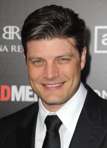Jay R. Ferguson 'Mad Men' Season 5 Premiere