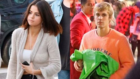 Justin Bieber Wraps Arms Around Selena At Church As He 'Tries To Prove' He Can Be A Great BF