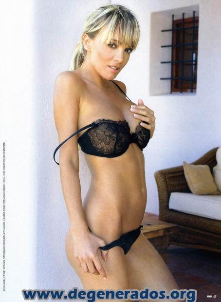 Virginie Caprice  - FHM Germany - January 2008