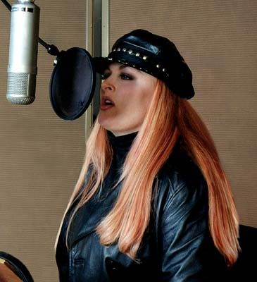 "Lilo & Stitch Wynonna Judd delivers a fiery new version of the Elvis Presley hit ""Burning Love,"" heard at the conclusion of Walt Disney's Lilo & Stitch - 2002"