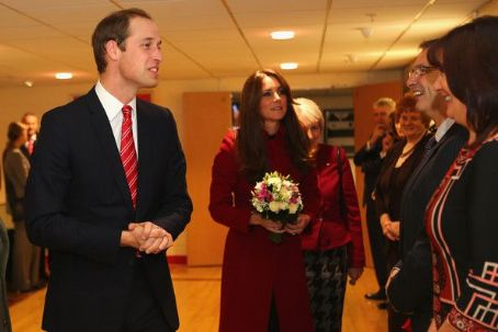 Kate Middleton - Duke and Duchess Of Cambridge Attend The Wales Versus New Zealand Autumn International