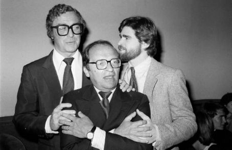 Sidney Lumet , Michael Caine and Treat Williams