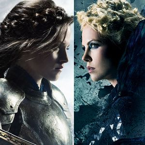 "Meeting Kristen Stewart: ""It Was Instantly Amazing,"" Says Snow White Costar Charlize Theron"