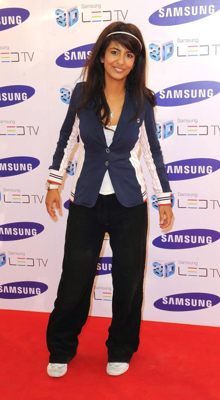 Konnie Huq - Samsung 3D Television Launch Party, London, 27 April 2010