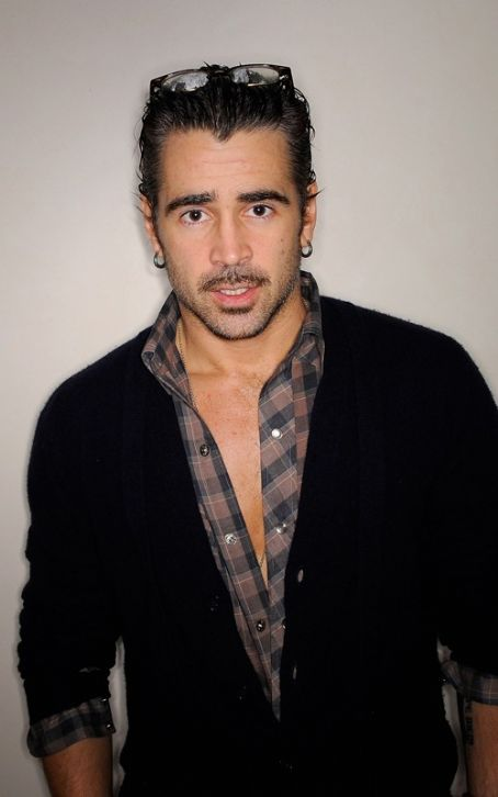 Colin Farrell Talks Ditching Booze