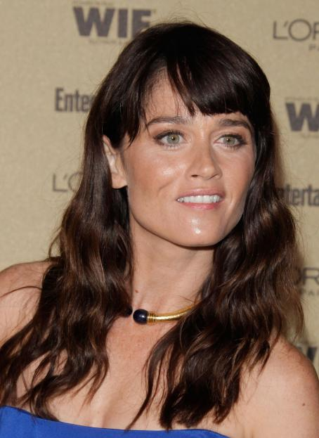 Robin Tunney - 2010 Entertainment Weekly And Women In Film Pre-Emmy Party Sponsored By L'Oreal Paris At Restaurant At The Sunset Marquis Hotel On August 27 2010 In West Hollywood, California