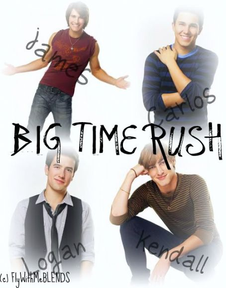Logan Henderson Big Time Rush