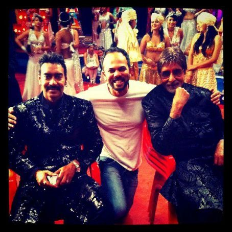 Rohit Shetty Stills from New movie Bol Bachchan 2012