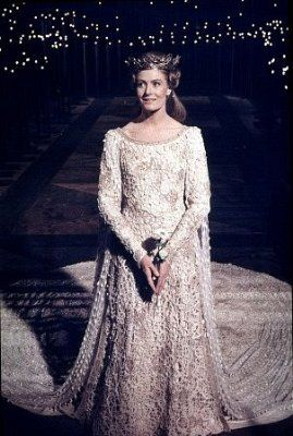 Guinevere Vanessa Redgrave As  In Camelot (1967)