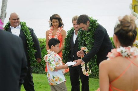 Taylor Wily Hawaii Five-0 (2010)