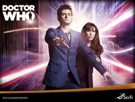Catherine Tate Doctor Who Wallpaper