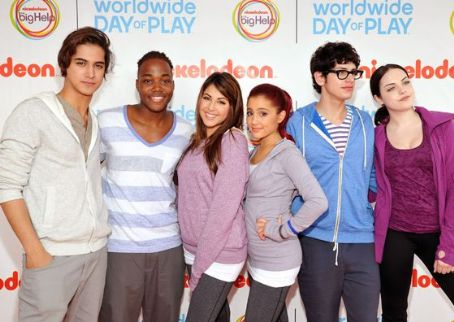 Avan Jogia - Nickelodeon celebrated their World Wide Day of Play today, September 24, in Washington DC