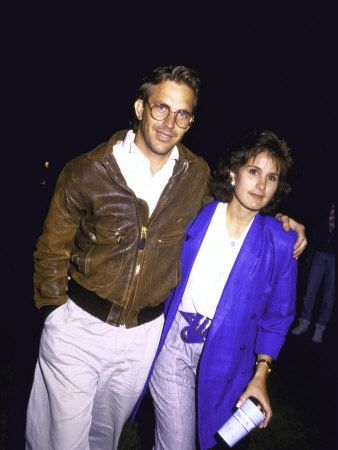 Cindy Costner Kevin Costner and